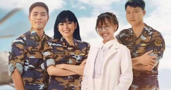 """2 cặp đôi hot nhất Sao Nhập Ngũ được fan ghép thành """"Hậu Duệ Mặt Trời"""" bản Việt: Trông lại quá hợp lý!"""