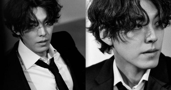 Kim Woo Bin cuối cùng đã lấy lại visual nam thần sau khi chữa ung thư: Mặt như tượng tạc, mái tóc thôi cũng 'lịm tim'
