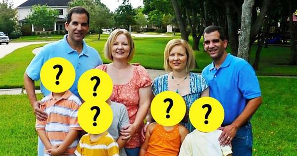 Dựa trên một câu chuyện có thật: Khi anh em sinh đôi cưới chị em song sinh thì con của họ trông sẽ như thế nào?