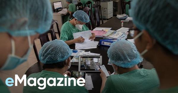 """""""Hiệp đồng tác chiến"""" nơi tuyến đầu chống dịch Covid-19: Hàng nghìn phút hội chẩn, cuộc """"ship"""" thuốc trong đêm và sự đối mặt với những ngày cuối cùng của bệnh nhân"""