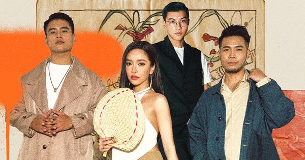 Bài chủ đề Diệu Kỳ Việt Nam của WeChoice đúng 'đỉnh của chóp': Bích Phương cùng Phúc Du, GDucky và HIEUTHUHAI sẽ làm nên siêu phẩm?