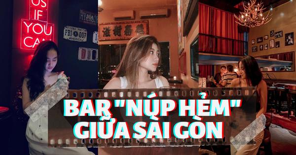 Sài Gòn có 10 quán bar 'bên ngoài nhìn thô sơ, bên trong như căn cứ địa': Giá phải chăng, nước ngon, không gian cực hợp để ngồi 'chill phết'
