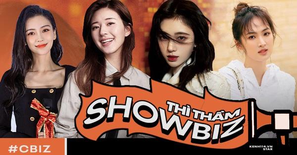 Mật báo Cbiz: Angela Baby quyết 'xử đẹp' tình địch, Cúc Tịnh Y ám ảnh nhan sắc, vì sao tiểu thư Huawei chen chân vào showbiz?