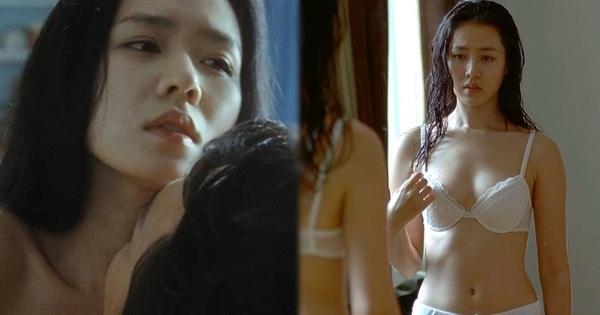 Son Ye Jin từng một thời đóng cảnh nóng đốt mắt, Hyun Bin mà xem chắc tức nổ đom đóm mắt đây!
