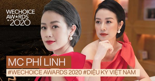 MC Phí Linh trải lòng về màn comeback ở WeChoice Awards...