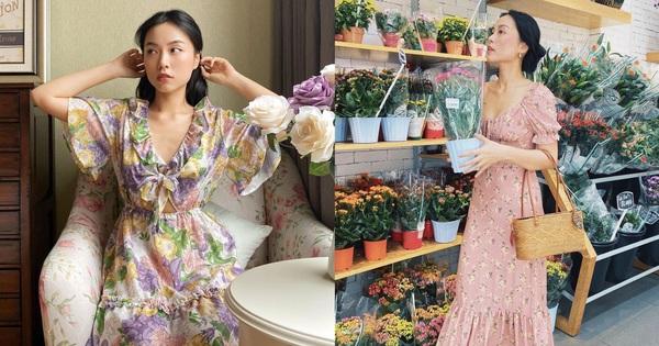 ''Bản sao Hà Tăng'' đích thị là chuyên gia diện váy với 5 kiểu cực trẻ xinh, tinh tế khiến chị em muốn sắm theo hết để mặc Tết