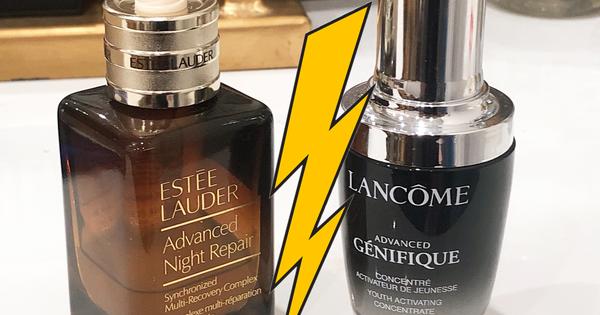 So sánh serum chống lão hóa Estée Lauder và Lancôme: Đắt và tốt ngang ngửa nhưng nếu chỉ sắm 1 thì nên chọn gì?