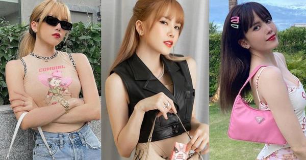 Soi tủ đồ của Thiều Bảo Trâm bỗng thấy sự xuất hiện dày đặc của 1 nhãn hàng khiến netizen dậy sóng gần đây