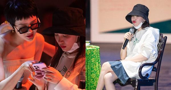 Soi style dàn sao đi tổng duyệt WeChoice 2020: Hoà Minzy, Hiền Hồ đơn giản vẫn xinh, đội quân rapper siêu ngầu