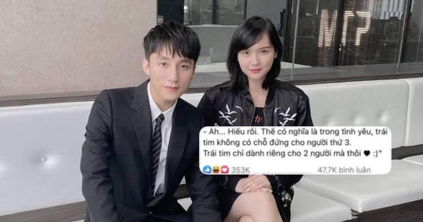 Giữa drama với Thiều Bảo Trâm - Hải Tú, Sơn Tùng M-TP bất ngờ bị 'đào mộ' status nói về chuyện tình tay ba