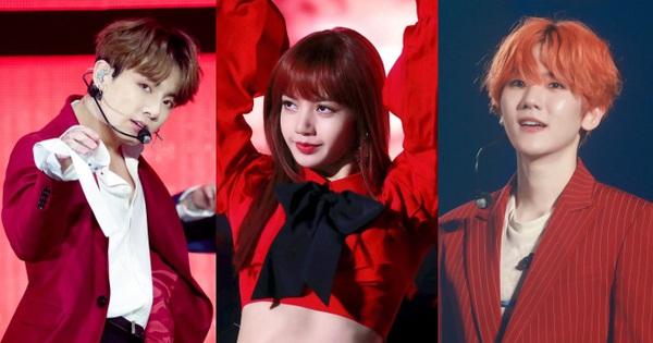 Top 30 nhóm nhạc hot nhất xứ Hàn: Không phải EXO, đây mới là nhóm nhạc cạnh tranh cực gắt vị trí số 1 với BTS