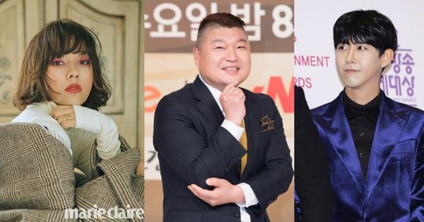 Sao Hàn ghi tên vào sách kỷ lục thế giới: Lee Hyori lên trang nhất của 891 tờ báo, Kang Ho Dong - Kwanghee kỷ lục siêu độc
