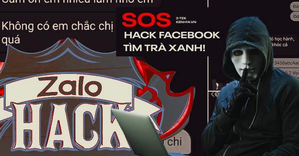 Cảnh báo dịch vụ hack Facebook, Zalo truy tìm ''trà xanh'', xem chừng hành vi vi phạm pháp luật!