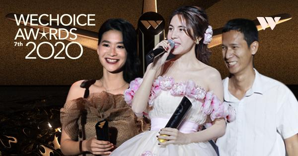 Loạt chia sẻ truyền cảm hứng của những nhân vật được xướng tên tại Gala WeChoice: Ai cũng sống hết mình, tại sao bạn lại không?