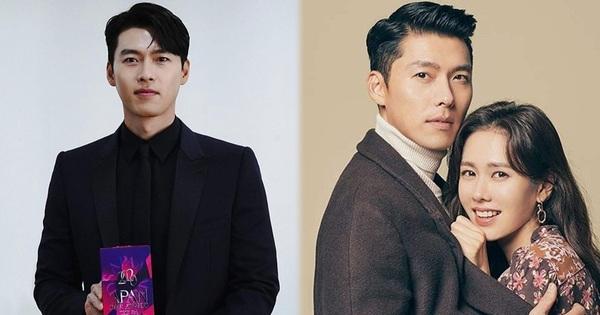 Vừa ẵm cúp Daesang, Hyun Bin đã vội rắc thính Son Ye Jin, kiếp ''thê nô'' là đây chứ đâu!