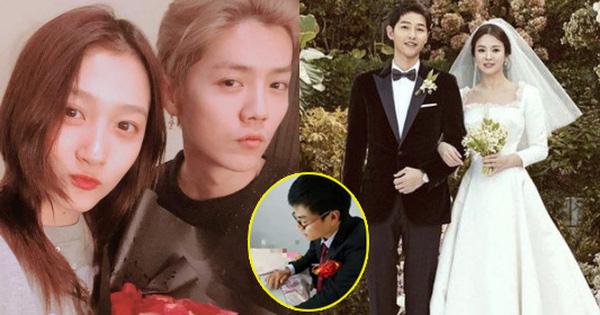 Nhân viên ''nhọ'' nhất Cbiz: Kết hôn khổ sở vì Luhan, du lịch vướng Song Song chia tay, chăm vợ bầu thì gặp ngay Hoa Thần Vũ