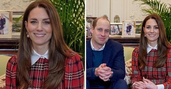 Công nương Kate nhận mưa lời khen nhờ vẻ ngoài nhuận sắc, thể hiện đẳng cấp vượt trội, em dâu Meghan lại bị ''réo tên''