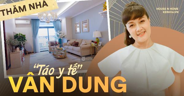 Thăm nhà 'Táo Y tế' Vân Dung: Tiết lộ thứ không thể thiếu trong căn hộ, kể chuyện nhập trạch nhầm nhà cười 3 ngày không hết