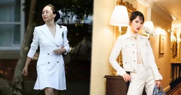 Đẳng cấp 2 nàng công chúa Huawei: 'Muội muội' lên bìa tạp chí như đi chợ, 'tỷ tỷ' chẳng xài nữ trang vẫn khí chất ngời ngời