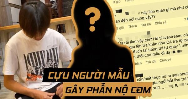 """Netizen phẫn nộ việc 1 cựu người mẫu đến nhà, liên tục hỏi như """"ép cung"""" Hồ  Văn Cường dù Phi Nhung mới qua đời"""