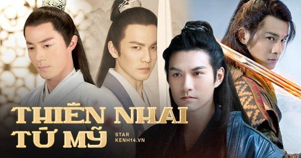 'Thiên nhai tứ mỹ' là gì mà cả showbiz Trung hiếm lắm chỉ Chung Hán Lương, Hoắc Kiến Hoa và 2 tài tử khác có được danh hiệu này?