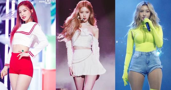 3 kiểu body idol Kpop khiến fan tranh cãi xem đâu mới là 'đỉnh chóp' nhất: Họ mặc gì giúp tôn dáng?
