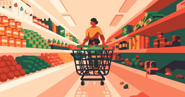 Lật tẩy loạt 'bẫy' tâm lý rút cạn ví tiền của siêu thị: Bảo sao dân tình không chống cự nổi, 'mua có bó rau' mà đi tong cả triệu bạc!