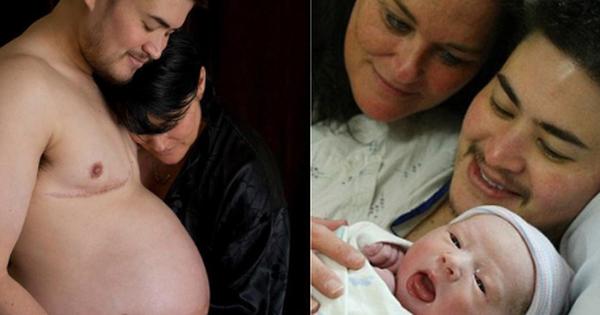 Người đàn ông đầu tiên mang bầu rồi sinh con khiến cả thế giới ngỡ ngàng 13 năm trước giờ ra sao?