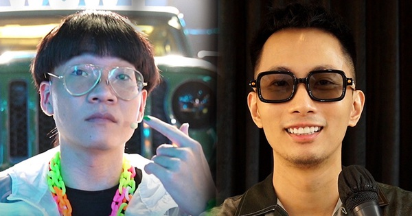 Tạo hình của bộ 6 Rap Việt mùa 2: Wowy - LK nổi bần bật vì quá chất, Rhymastic lộ diện sau scandal