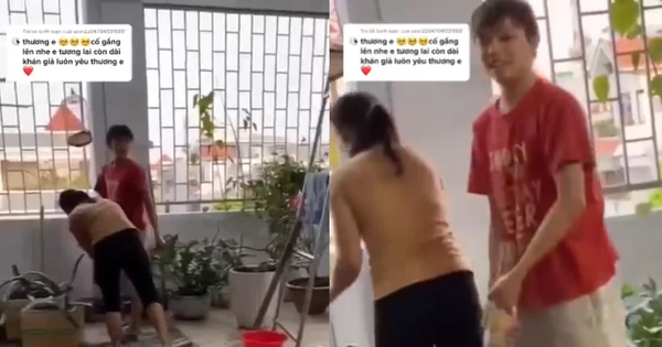 Xôn xao clip Hồ Văn Cường cùng mẹ cặm cụi lau dọn nơi ở mới sau khi rời khỏi nhà Phi Nhung?