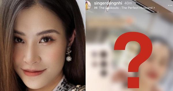 Bị 'réo gọi' vào ồn ào tiền từ thiện, Đông Nhi có động thái gì trên Instagram?