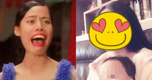 Nữ diễn viên xấu nhất xứ Trung lộ ảnh hiếm đẹp 'sốc xỉu' ngoài đời, từng yêu thầm bạn diễn mà bị 'say no' phũ phàng?