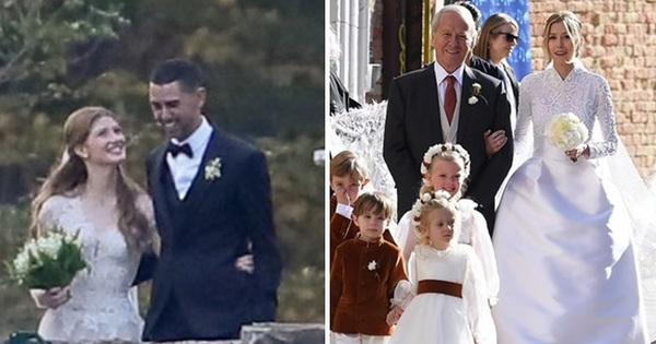 Cùng ngày diễn ra đám cưới con gái tỷ phú Bill Gates, một hôn lễ của thiếu gia giàu nhất châu Âu không hề kém cạnh về độ xa hoa