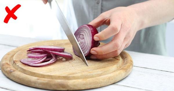 Loạt sai lầm khi nấu ăn mà ai dũng dễ dàng mắc phải, vừa mất thời gian lại dễ rước bệnh vào người