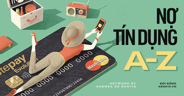 Nợ tín dụng – vòng xoáy đáng sợ khiến nhiều người chìm nghỉm: Làm cách nào để sống sót thoát khỏi nó?