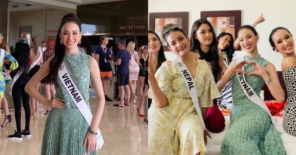 Đối diện mức phạt 100 triệu vì bị hải quan giữ hành lý, nghi buôn lậu, mỹ nhân Việt Nam xuất hiện thế nào tại Miss Intercontinental 2021?