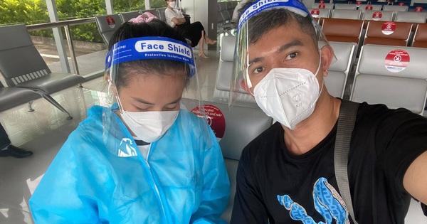 """Lương Bằng Quang được về nhà sau 4 tháng kẹt trên đảo, cọ toilet kiếm sống, 1 gia đình Vbiz cũng được """"giải cứu""""!"""