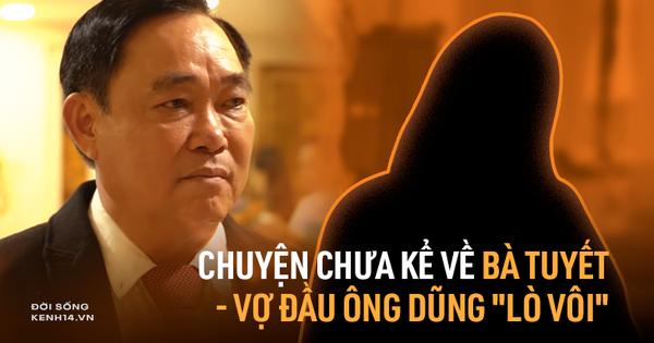 Chuyện chưa kể về bà Trần Thị Tuyết