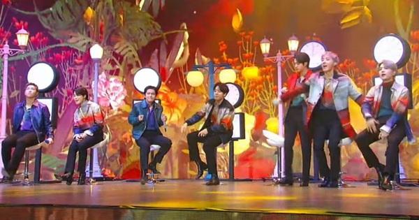BTS mang đến 3 màn biểu diễn ấn tượng tại TMA 2021, nhưng đến sân khấu live encore thì 'tụt mood' thật đấy!