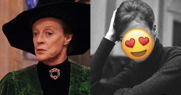Té xỉu nhan sắc 'Giáo sư McGonagall' của Harry Potter thuở mới vào nghề: 'Chặt đẹp' mọi mỹ nữ bây giờ, quyến rũ không thể bàn cãi!