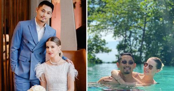 Lộ diện cô gái nắm giữ trái tim 'cậu cả' của gia tộc giàu nhất nhì Malaysia: Ngoại hình hoàn mỹ, có tài chinh phục cả nhà chồng