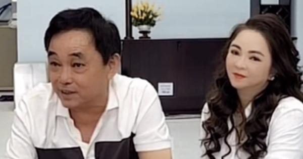 NÓNG: Đại gia Huỳnh Uy Dũng lần đầu nói về tin đồn rao bán Đại Nam - 'sang tên đổi chủ', vợ ngồi có hành động gây chú ý