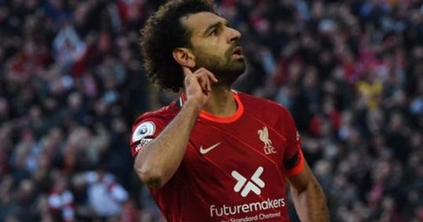 Liverpool 2-2 Man City: Salah rực sáng nhưng không thể giúp Liverpool giành 3 điểm trên sân nhà