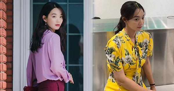 Ối, nha sĩ Shin Min Ah yêu vào là phong độ mặc đẹp lại đứt đoạn rồi?
