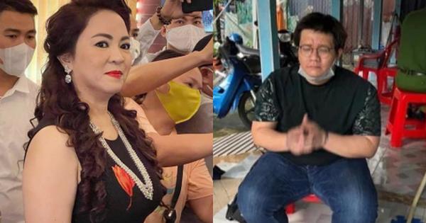 Bà Phương Hằng lên tiếng sau khi Nhâm Hoàng Khang bị bắt giữ: 'Nó làm bao nhiêu trò, hôm nay chính nó là cái thằng trả giá'