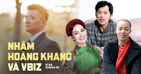 Trước khi bị bắt, Nhâm Hoàng Khang gây bão Vbiz: Từ vụ NS Hoài Linh 'ngâm' 14 tỷ đến cố ca sĩ Phi Nhung và loạt sao hạng A bị nhắc tên!