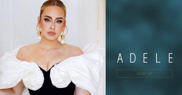 Tất cả dạt ra: Adele vừa có 1 động thái trên MXH khiến cả làng nhạc 'tới công chuyện' thật rồi!
