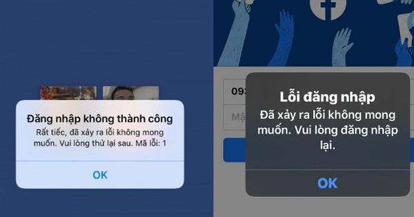 Nóng: Facebook, Instagram, Messenger gặp lỗi nghiêm trọng, 'đứng hình' trên diện rộng!