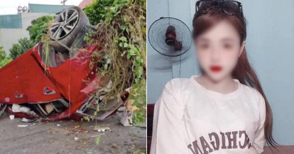 Người thân bàng hoàng, xót thương cô gái trẻ tử vong khi đi cùng xe với nhóm YouTuber Nam Ok trong vụ tai nạn thảm khốc