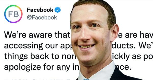 Facebook chính thức lên tiếng vì sự cố 'đứng hình' trên toàn cầu, nhưng bao giờ mới sửa xong?